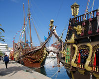 Tourist boat Royalty Free Stock Photo