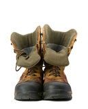 Tourist boots Royalty Free Stock Photos