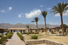 Tourist bungalow in Sinai. Stock Photography