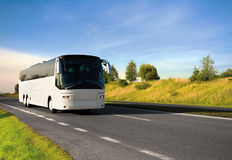 Tourist bus Royalty Free Stock Photography