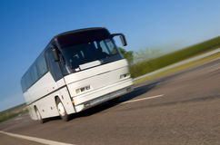 Tourist bus Royalty Free Stock Photos