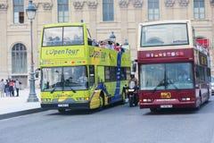 Tourist bus Royalty Free Stock Image