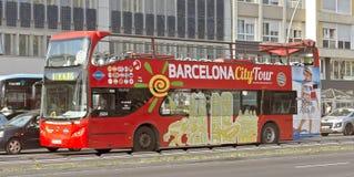 Tourist bus Stock Image