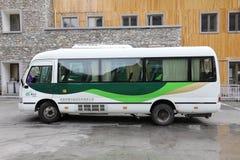 Tourist bus Stock Photo