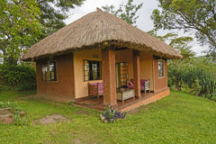 Tourist Cabin in Africa Royalty Free Stock Images