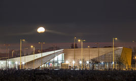 Tourist center in Birkenau Royalty Free Stock Image