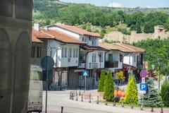 Tourist Center Veliko Tarnovo Royalty Free Stock Photos