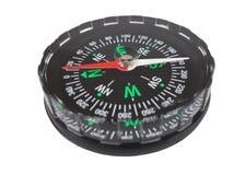 The tourist compass Stock Photos
