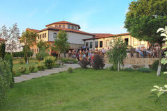 Tourist Complex Chateau Rubaiyat,Bulgaria Stock Image