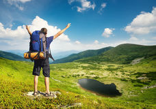 Tourist concept Royalty Free Stock Image