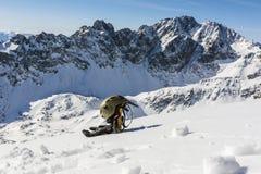Tourist facilities in Tatra Royalty Free Stock Photography