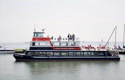 Voldendam - Marken ferry, Netherlands Royalty Free Stock Images
