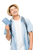 Tourist geek Stock Image
