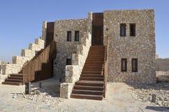 Tourist hotel in Negev desert, Israel. Stock Images