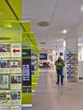 Tourist Info Point Stock Photos