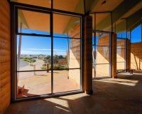 Tourist information center. Interior of tourist information center in Australia Stock Images