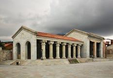 Tourist information center in Mtskheta. Georgia Stock Photos