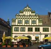 Tourist information center at Weimar Stock Photo