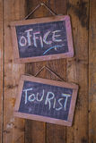 Tourist Information Office Royalty Free Stock Photo