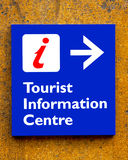 Tourist information Sign Royalty Free Stock Image