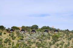 Tourist Lodges Stock Image