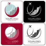 tourist logo Stock Photography