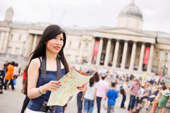 Tourist in London Stock Photos