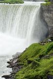 Tourist lookout niagara falls Ontario Stock Image