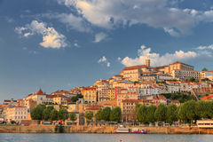 Tourist magnet Coimbra, Portugal Royalty Free Stock Photography