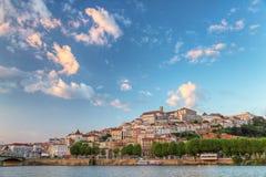 Tourist magnet Coimbra, Portugal Stock Photos