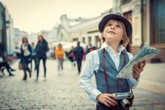 Tourist Stock Photography