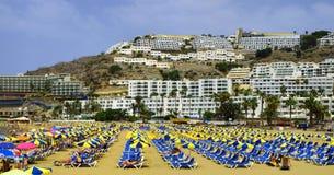 Tourist Paradise Stock Images