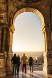 Tourist in Paris, France Royalty Free Stock Image