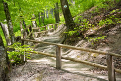 Tourist path Stock Photos
