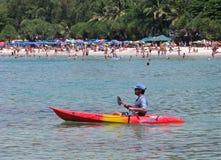 Tourist resort, entertainment Stock Photo