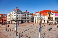 Tourist Resort Sopot Stock Images