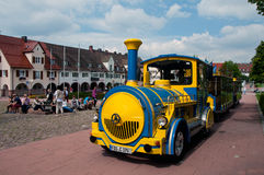 Tourist road train Royalty Free Stock Photos