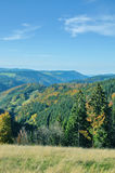 Tourist Route,Black Forest,Germany Stock Photos