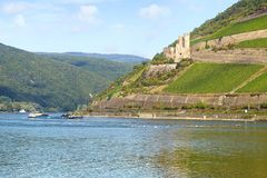 Bingen. Germany Stock Photo