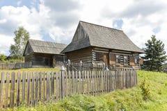 Tourist settlement Czorsztyn, Poland Stock Images