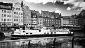 Tourist ship. Stock Photography