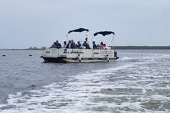 Tourist ship Stock Photo