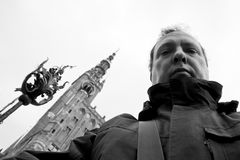 Tourist sightseeing city Gdansk. Stock Photography
