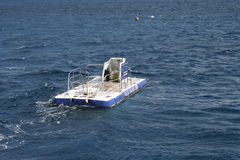 Tourist submarine Stock Photography