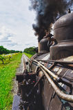 Tourist sugar train, Santa Clara, Royalty Free Stock Photo