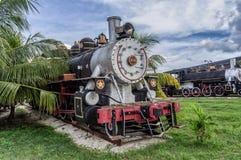 Tourist sugar train, Santa Clara, Cuba Stock Photo