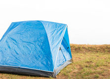 Tourist tent Royalty Free Stock Photography
