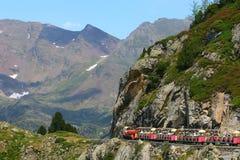 Tourist train Royalty Free Stock Photos