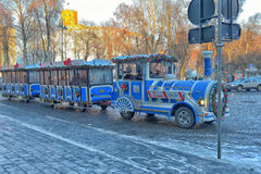 Tourist train Royalty Free Stock Images