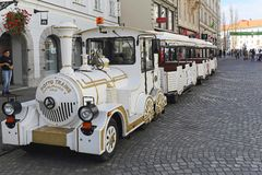 Tourist train Royalty Free Stock Photography